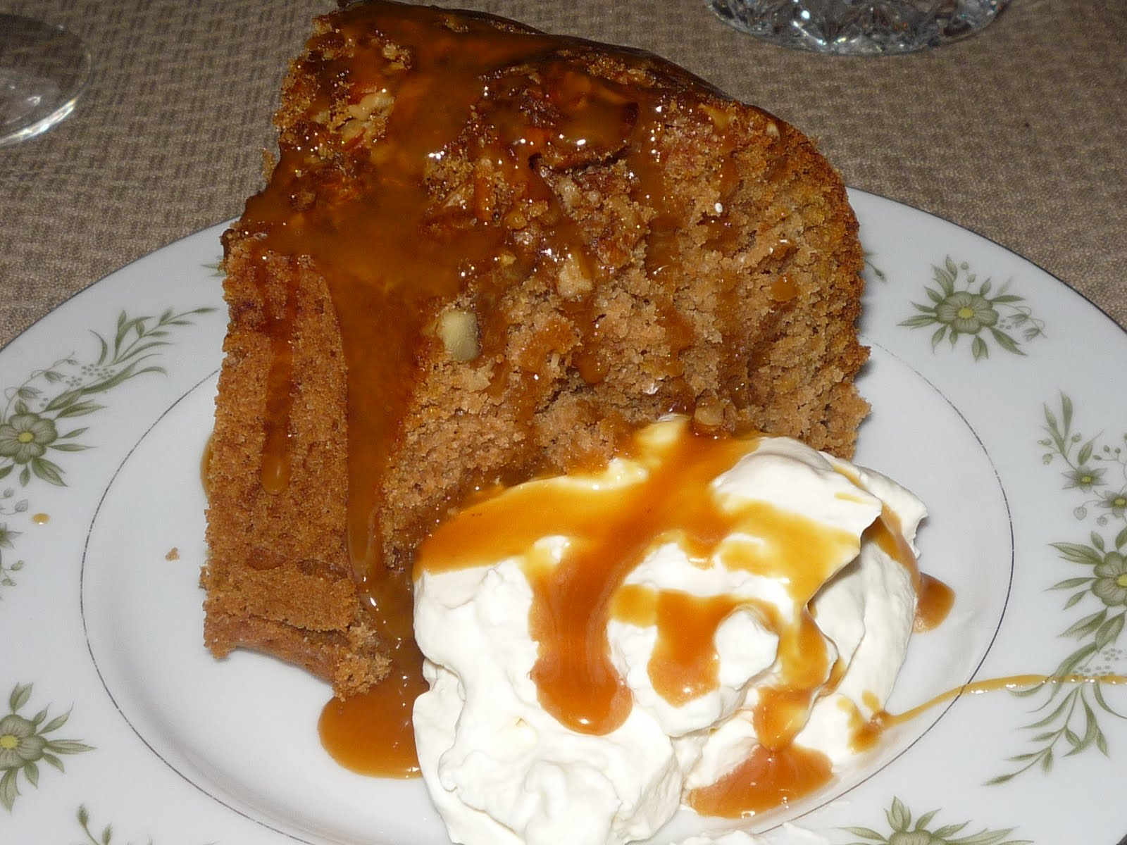 Pumpkin Bundt Cake Canadian Living