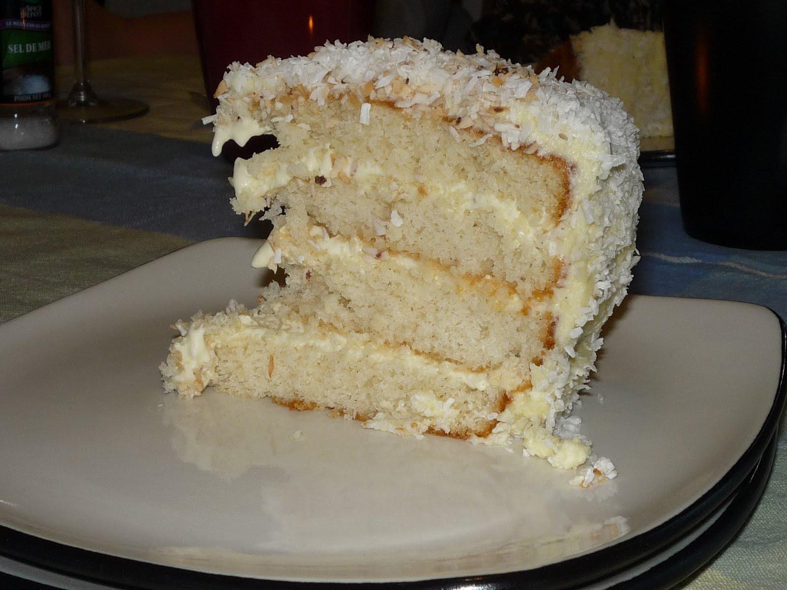 Coconut cream cake recipe bobby flay