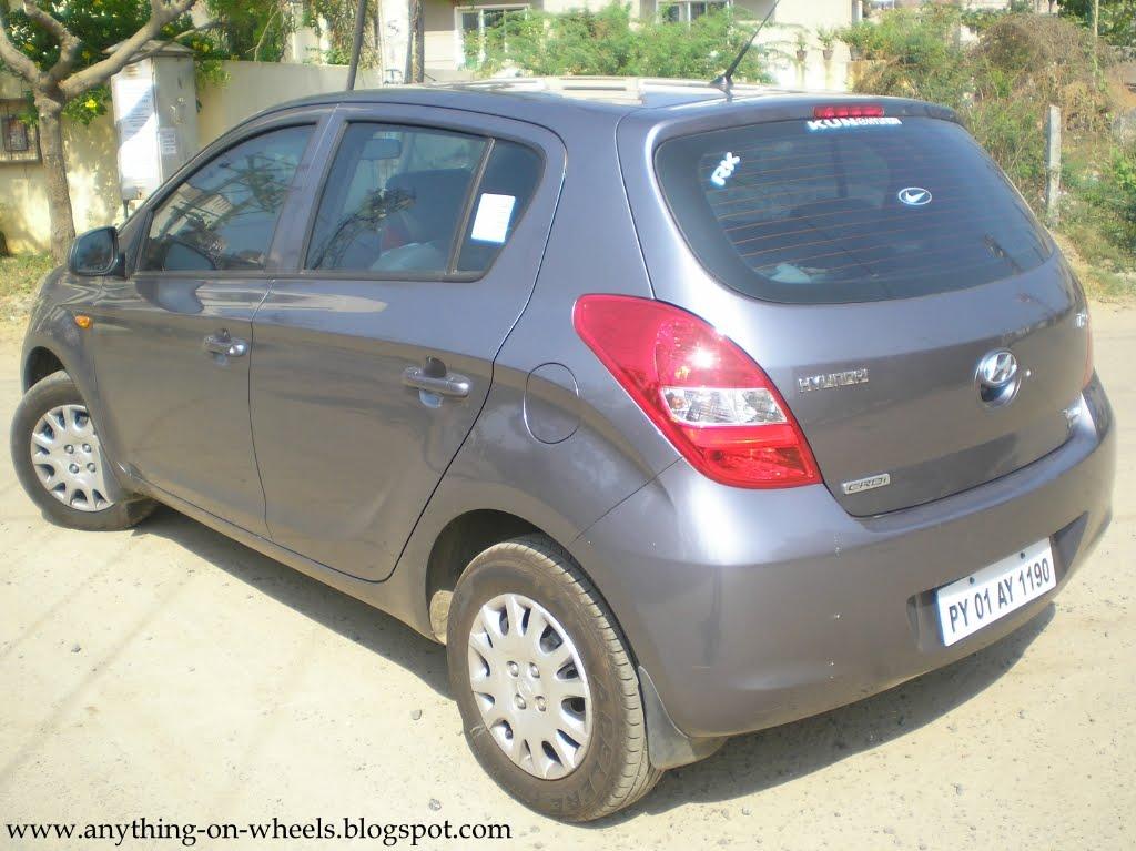 Spin #2: Hyundai i20 CRDi Magna