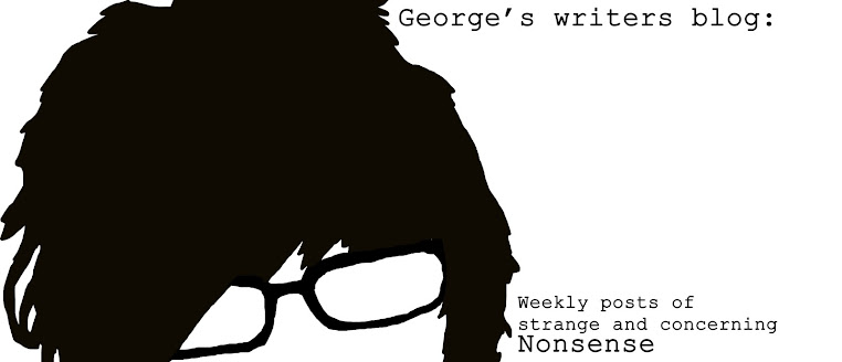George's writer's blog