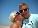 Andreas og jeg i Egypt