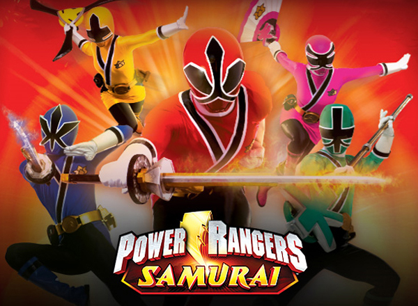 Power Rangers Samurai Wikipedia