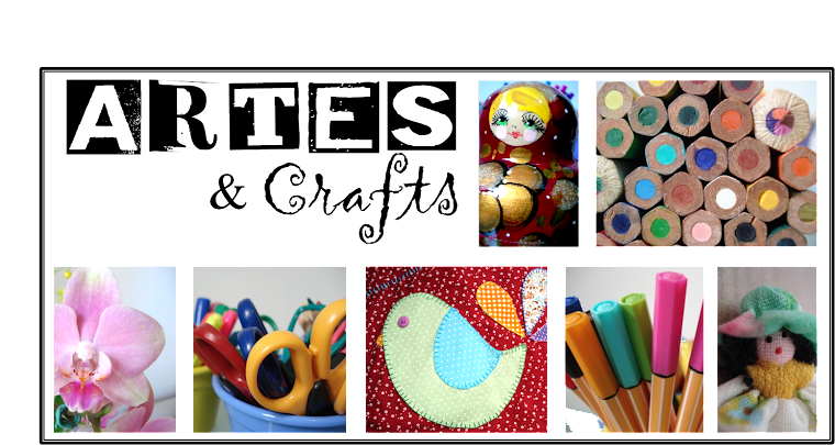 Artes e Crafts, por Juliana Ribeiro