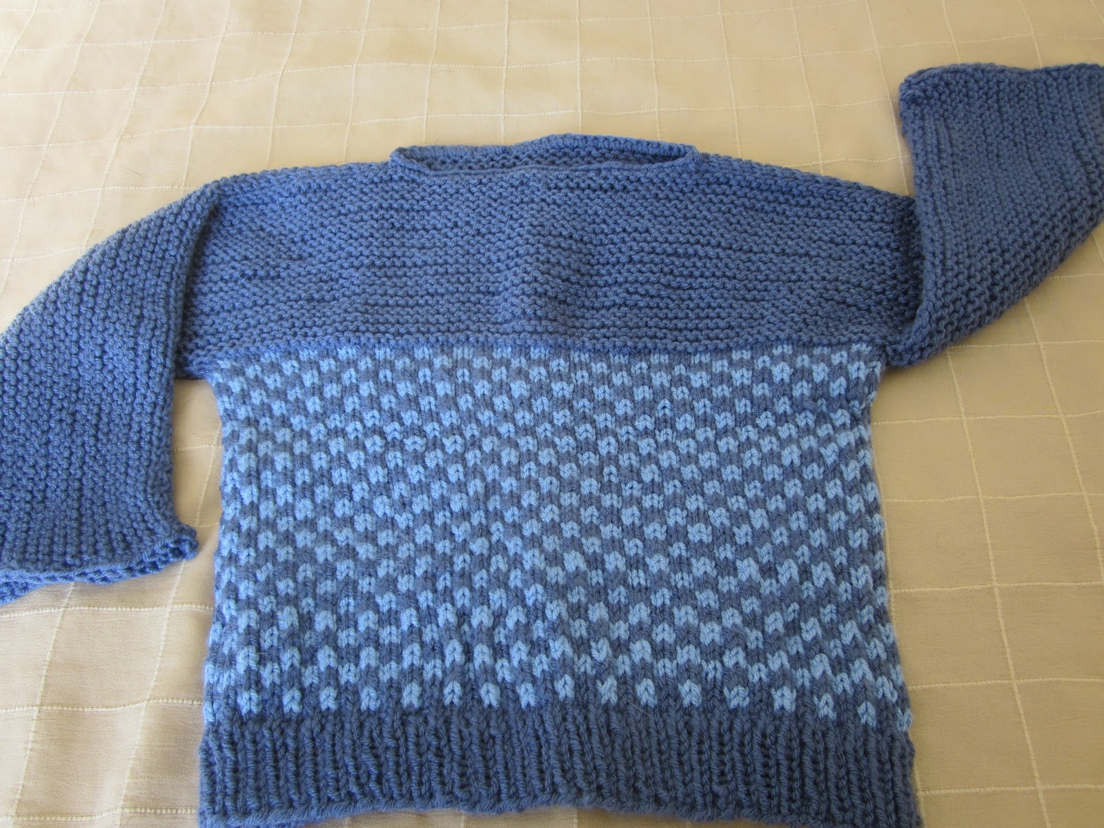 Knitting Kids Sweater : The zees go west sweaters for knit kids part