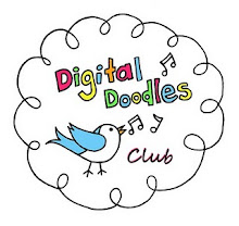 I'm a member of the Digital Doodles Club!!
