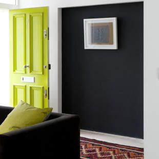 designing home what colour should i paint my entrance. Black Bedroom Furniture Sets. Home Design Ideas
