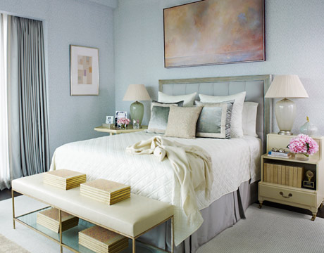 Designing Home: 5 Tips for painitng small spaces