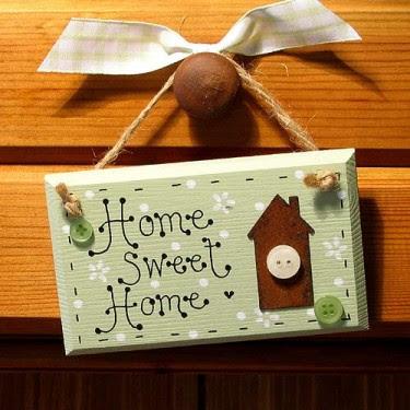 HOME - SWEET - HOME