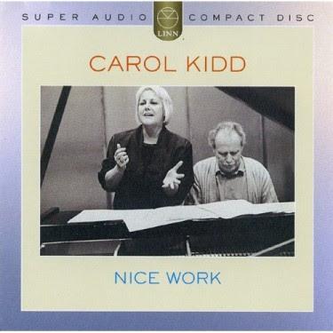 CAROL KIDD  - NICE WORK