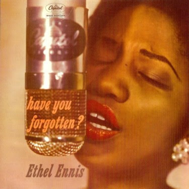 Cover Album of ETHEL ENNIS - HAVE YOU FORGOTTEN?