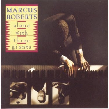 MARCUS ROBERT - ALONE WITH 3 GIANTS
