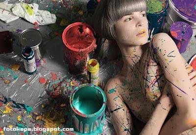 Photoworks by Astrid Salomon