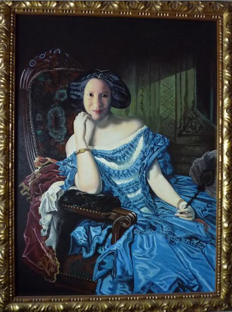 Duquesa de Vilches, Madrazo