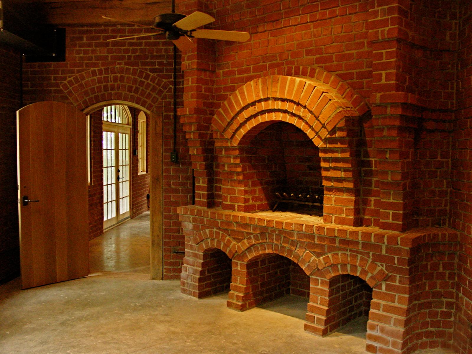 chapman architecture the daulton house epa fireplace emissions forum