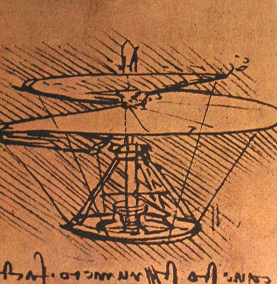 Essay on leonardo da vinci's inventions