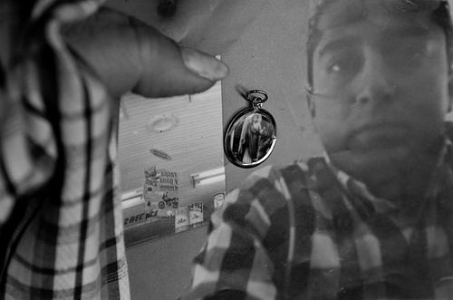 Retrato sin cuerpo-Medalla