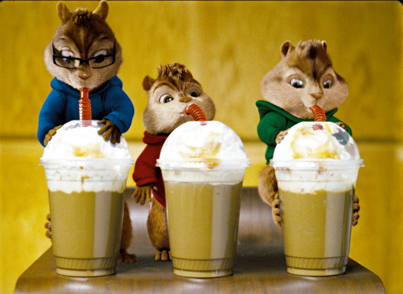 Alvin and the Chipmunks 3 Chipwrecked (2011) DVDRip XviD !