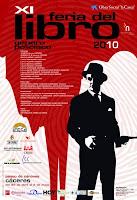 cartaz Feira do Livro