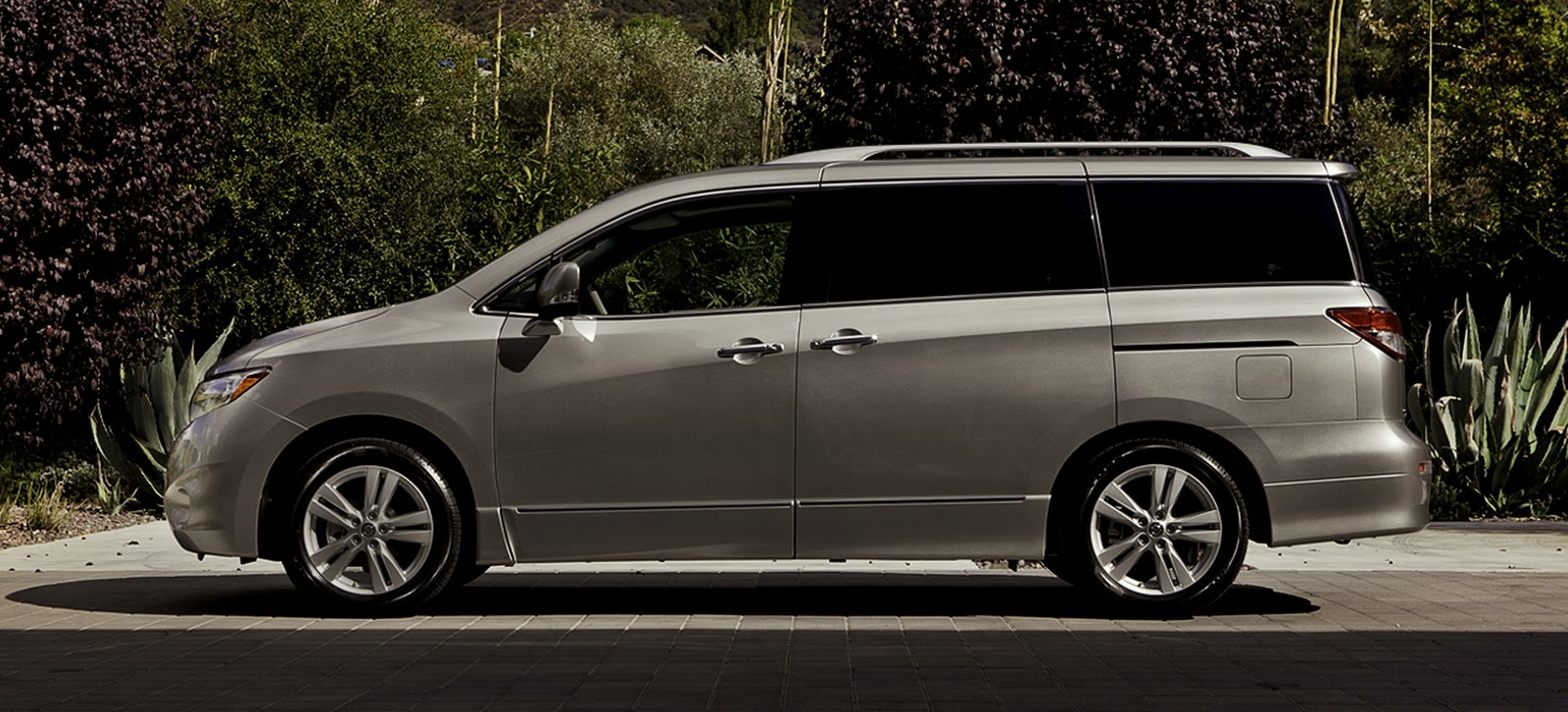New nissan quest wants to be the parenting minivan