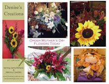 Denise's Creations Floral Design - Flower Arrangements in Santa Barbara/Ventura Counties