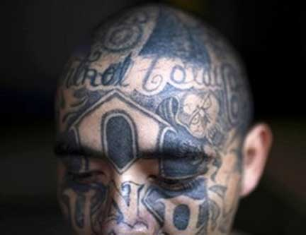 But what about those massive gang tattoos? He'll share his inspiring story.