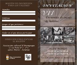 ENCUENTRO DE BOLILLOS DE MIERES 2.011