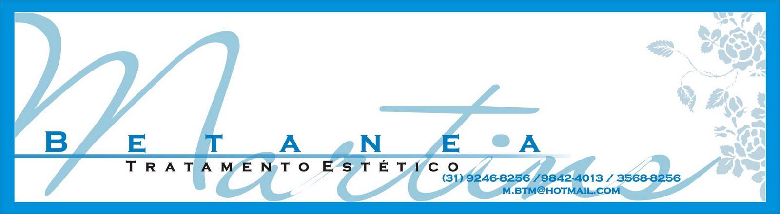 Clinica Estética Betanea Martins