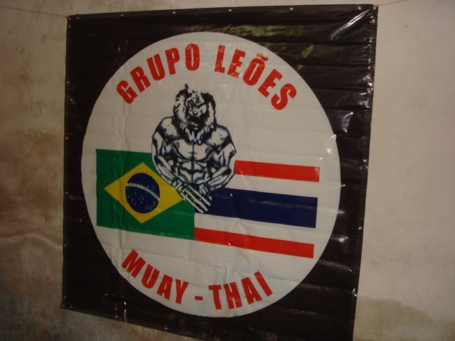 GRUPO LEÕES MUAY THAI