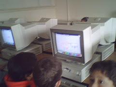 Inicial en al Sala de Informática