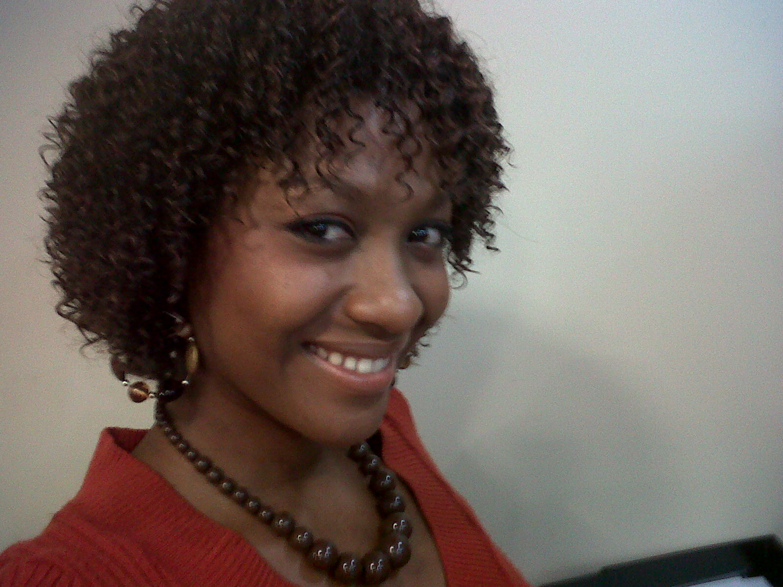 New Look Jerry Curl Weave Tsahi Makeup Artist
