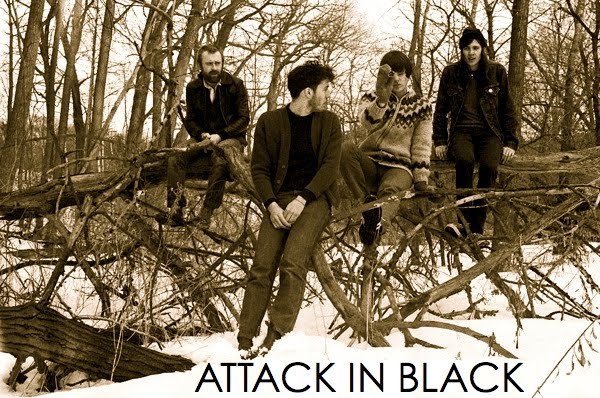 ATTACK IN BLACK