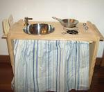 DIY:  Un' altra cucina giocattolo in legno (versione base)