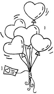 amor y amistad dibujos