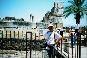 Sheila in Israel