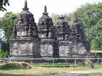 Candi Lumbung, Magelang