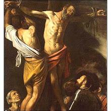 Caravaggio Crucificado