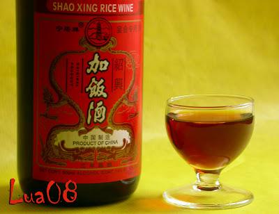 vino de arroz: