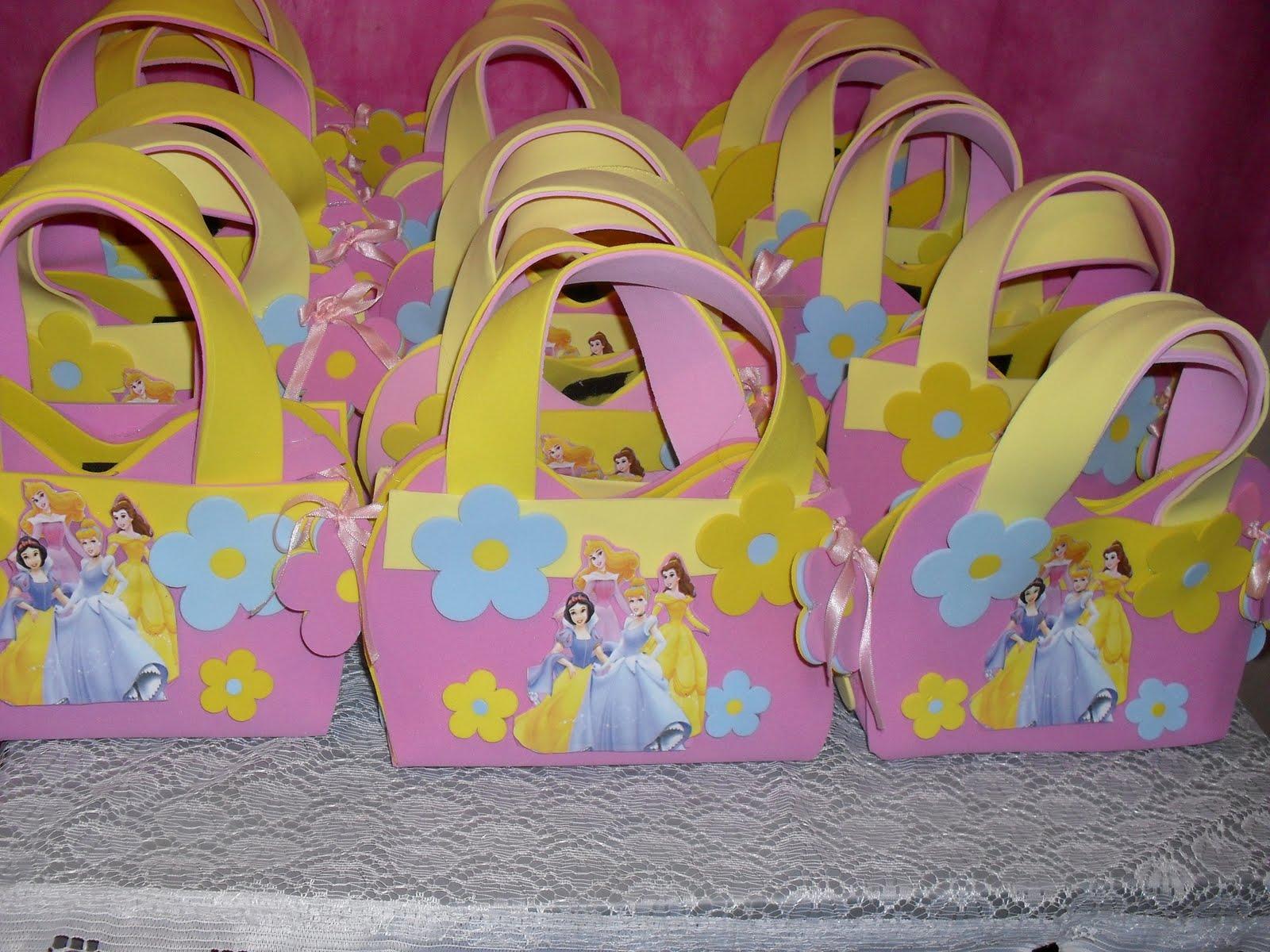 marcadores princesas