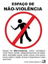Espaço de NÃO VIOLÊNCIA