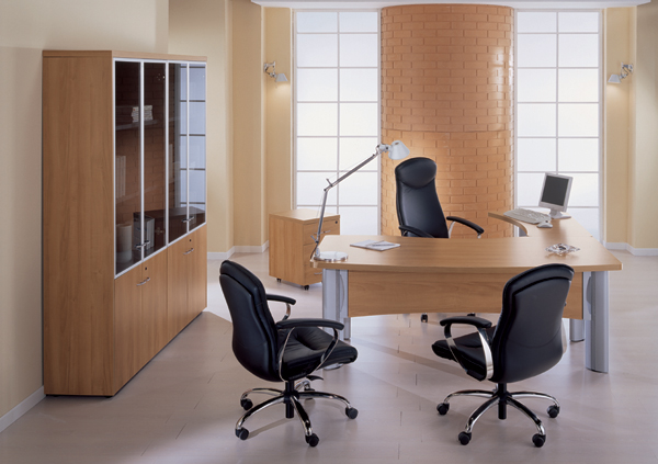 Modern Office Furniture Table Set Home And Interior Design