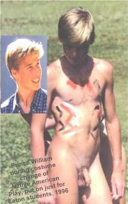 william Nude naked prince