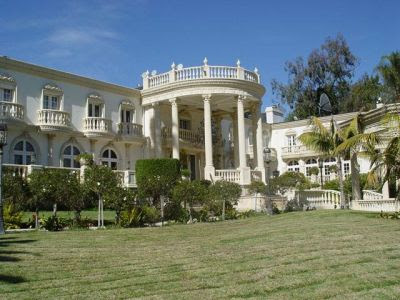 Luxury Mansion Of President Robert Mugabe In Borrowdale Brooke