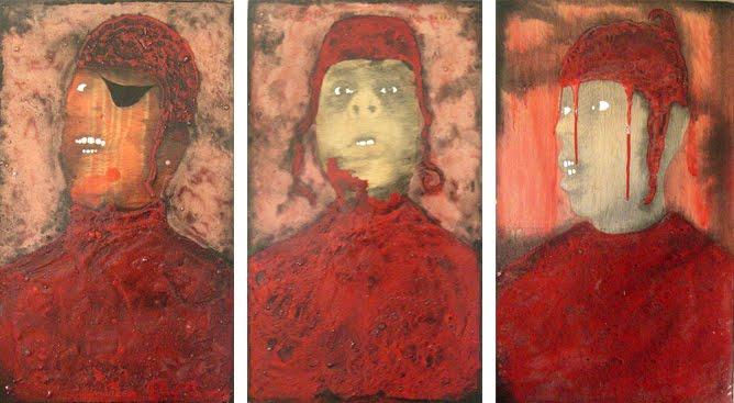 Autorretrato como Savonarola (Serie)