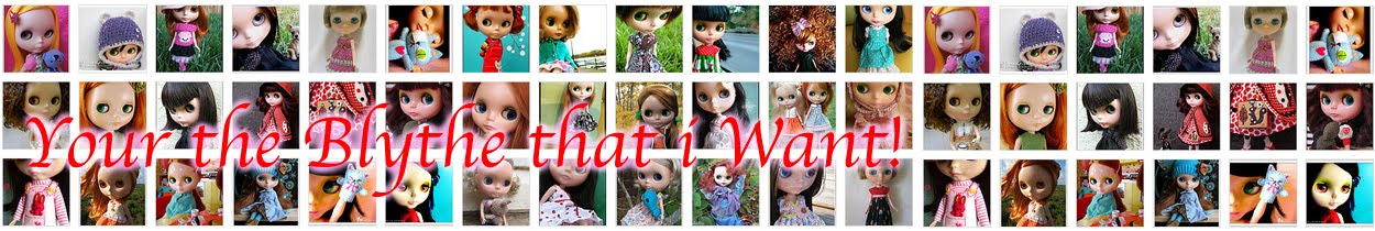 Your the Blythe that I want!