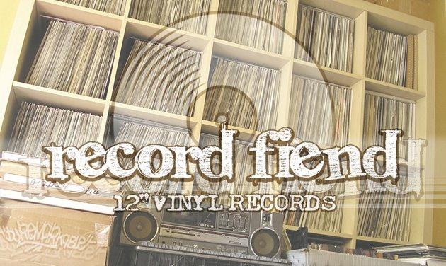 """12"""" VINYL RECORDS"""