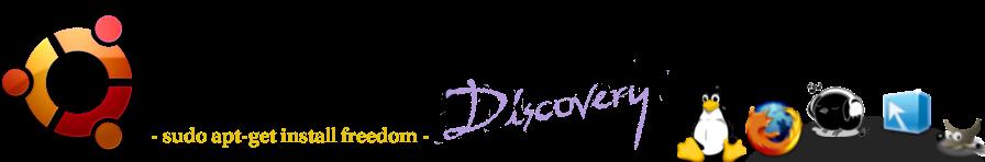 UBUNTU Discovery - sudo apt get install freedom -