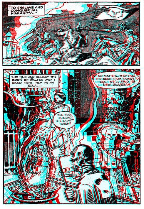 3d онлайн комиксы 4099 фотография