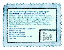 Panel interdisciplinario