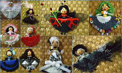 broches originales-