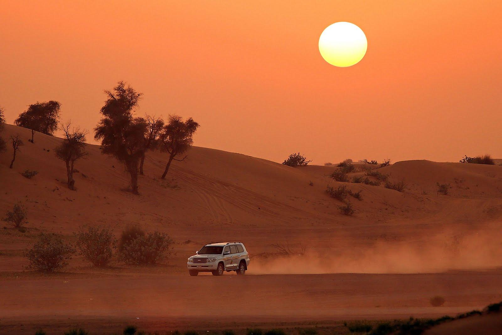MY HOTEL LIFE: Dune Bashing in Dubai